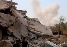 """سوريا الديمقراطية: استسلام العشرات من مسلحى """"داعش"""" بالباغوز"""