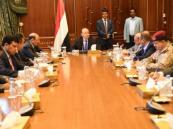 الرئيس اليمني يترأس اجتماعاً استثنائياً لقيادات الدولة