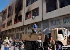 الحوثيون يمنعون وصول المساعدات الإنسانية فى حجة