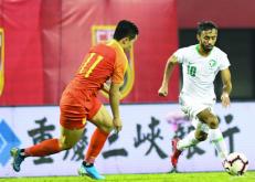 «الأخضر» الأولمبي يتعادل سلبيًا مع الصين