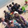 الروضة الثانية تنفذ رحلة بحرية لكورنيش الخفجي