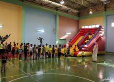 «صناع المرح» تنظم اليوم المفتوح لطلاب نادي الحي بالترمذي