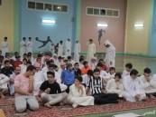 128 متنافسا في بطولة البلايستيشن بنادي الحي بمدرسة الترمذي بالخفجي