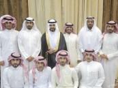 معزي الحربي يحتفل بزواج ابنه «خالد»