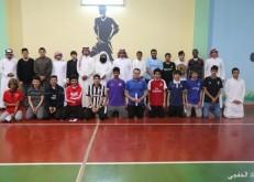 الخفجي.. 128 طالباً في بطولة الصالات بنادي الحي بمدرسة الترمذي