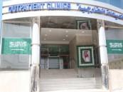 مستشفى الخفجي الأهلي يحتفل باليوم الوطني88 بالهدايا والشعارات الخضراء
