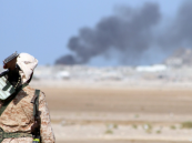 قصف جوي ومدفعي يستهدف ميليشيات الحوثي في شمال اليمن