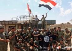 القوات العراقية تعتقل 4 آلاف عنصر من داعش فى محافظة نينوى