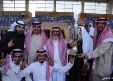 «قرنتي» يفوز بكأس دعم الأمير سلطان الكبير بميدان فروسية الخفجي