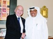 وزير المالية السويسري: حجم السوق السعودي وبيئة التجديد جعلاها مناخاً خصباً للاستثمار.. والمملكة أهم شريك لنا