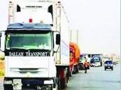 أزمة شاحنات جدة تتفاقم..والمرور يطالب شركات النقل بتفهم الوضع