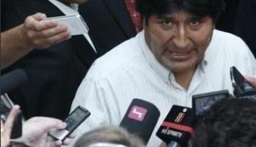بوليفيا غاضبة بعد تفتيش طائرة الرئيس ولا أثر لسنودن