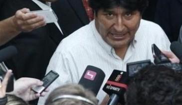 رئيس بوليفيا يقول انه سيمنح حق اللجوء لسنودن اذا طلبه