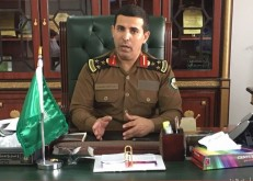 الحميداني مدير مرور الخفجي إلى رتبة «عميد»