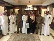 «محافظ الخفجي» يستقبل مدير فرع الهيئة السعودية للمهندسين بالشرقية