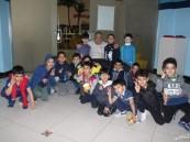 بالصور : طلاب ابتدائية المستقبل الاهلية في رحلة ترفيهية بالخفجي مول