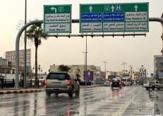 لجنة حصر أضرار الأمطار بدأت أعمالها لتعويض المتضررين بـ«الخفجي»