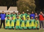 فريق الخفجي يشارك في بطولة التحدي بالجبيل ويفوز بأولى مبارياته