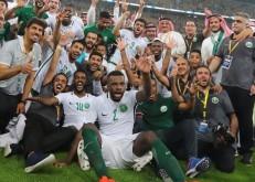 الأخضر السعودي يعطل الكمبيوتر الياباني ويتأهل لكأس العالم 2018 في روسيا