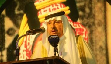 محافظ الخفجي محمد الهزاع – تصوير ناصر الزعبي