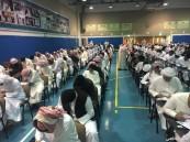 بحضور أكثر من ٥٠٠ طالب المركز الوطني للقياس والتقويم يعقد الإختبار التحصيلي الأول