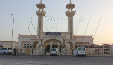 جامع الملك عبدالعزيز في الخفجي..يشهد تنفيذ أحكام القصاص ويتسع 3000 مصلٍّ