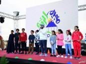 بالفيديو والصور «عمليات الخفجي المشتركة» تحتفل بافتتاح مخيمها الربيعي