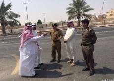 الإتفاق على فتح طريق الملك سلمان لطلاب معهد الخفجي