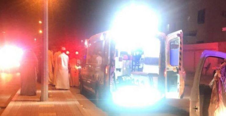 وفاة طفل في حادث دهس بالخفجي.. وهروب المركبة