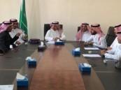 السيول والأمطار والمشاريع الخدمية محاور إجتماع مجلس محلي الخفجي