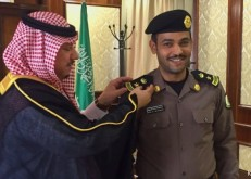 ترقية السبيعي مدير سجن الخفجي إلى رتبة مقدم