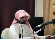 خالد حسين البلوشي يحصل على الماجستير بتقدير ممتاز