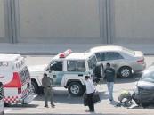 الهلال الأحمر بالشرقية ينفض يده من «وفيات الحوادث»
