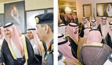 الأمير محمد بن فهد يشيد بجهود أهالي الشرقية في إنجاح المشاريع