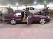 سعودي يتورط في تهريب 17 كيلو حشيش عبر منفذ الخفجي والنويصيب