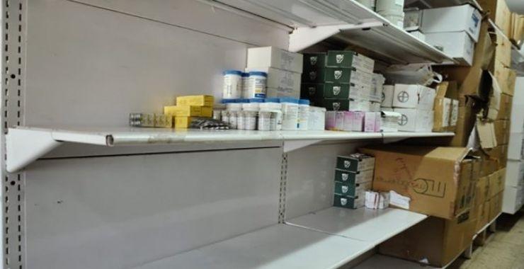 مراكز الخفجي الصحية تتهرب من مشكلة نقص الأدوية