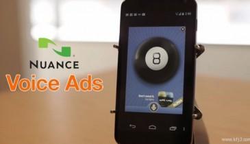 شركة Nuance تطلق تقنية لصنع إعلانات ذكية للهواتف يمكن التحدث معها