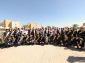 تقرير بالفيديو.. معهد البترول التقني بالخفجي يحتفل بتخريج 292 طالب
