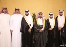 نواف بن راكان السراي يحتفل بزواج أبنائه «ثامر وأحمد وعبدالله»