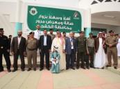 بالصور: الهزاع يدشن فعاليات أسبوع المرور الخليجي بالخفجي
