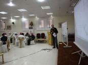انطلاق دورة التدريب على اختبار القدرات بأسرية الخفجي بحضور تجاوز 50 طالباً