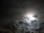 عدسة أبعاد – سماء الخفجي , تصوير – عادل اليحياء