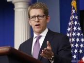 البيت الابيض: اوباما قلق بشأن سوريا ويراجع الخيارات