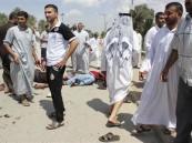 مقتل 43 في انفجارين عند مسجد للسنة في العراق