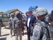البيت الأبيض يقول إنه علم مسبقا بزيارة السناتور مكين إلى سوريا