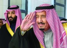 خادم الحرمين: عازمون على مواجهة الفساد بعدل وحزم.. ولا مكان بيننا لمتطرف أو منحل