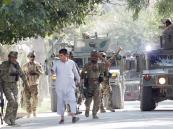 تفجير انتحاري داخل مبنى حكومي بأفغانستان