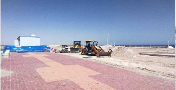 بلدية الخفجي تواصل تنفيذ حزمة من المشاريع التنموية بالمحافظة