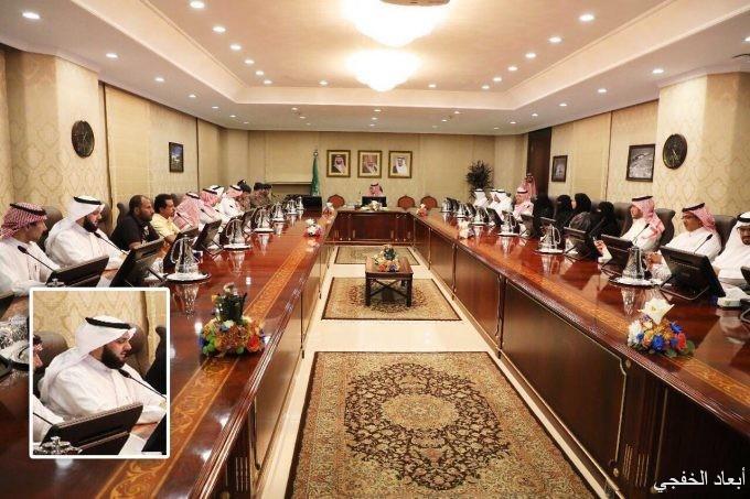 الأمير أحمد بن فهد: ضرورة التنسيق بين مختلف الجهات لمواجهة الأزمات والكوراث