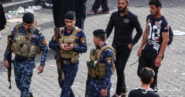 الشرطة العراقية تعتقل 12 مطلوبا خلال عمليات تفتيش فى كركوك